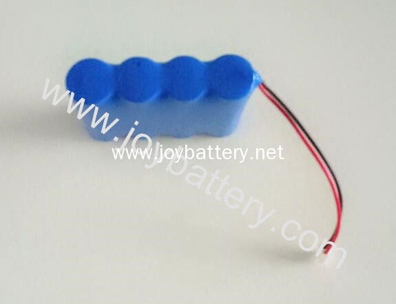 3.7V 1S4P 18650 8000Mah Lithium Battery Pack,rechargeable batteries 3.7v 18650 8000mah li-ion battery pack